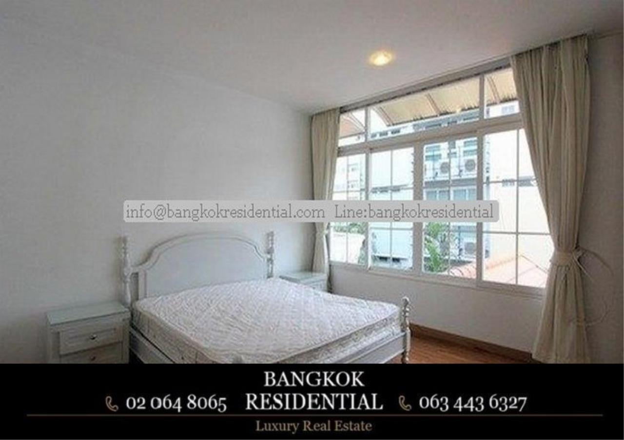 Bangkok Residential Agency's 3 Bed Townhouse For Rent in Sathorn BR8537TH 7