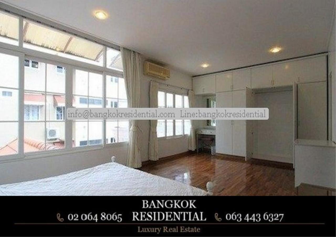 Bangkok Residential Agency's 3 Bed Townhouse For Rent in Sathorn BR8537TH 8