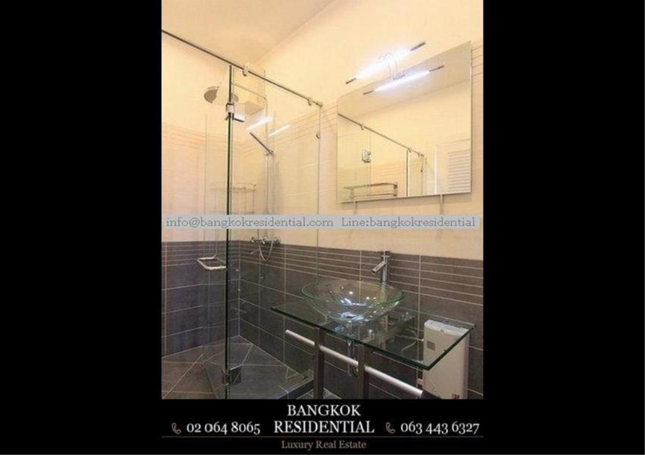 Bangkok Residential Agency's 3 Bed Townhouse For Rent in Sathorn BR8537TH 9