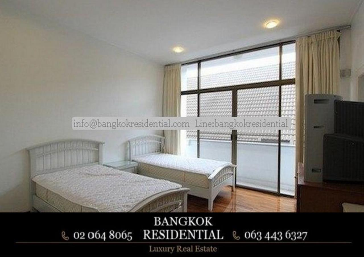 Bangkok Residential Agency's 3 Bed Townhouse For Rent in Sathorn BR8537TH 10