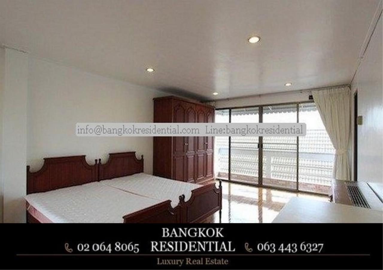 Bangkok Residential Agency's 3 Bed Townhouse For Rent in Sathorn BR8537TH 12