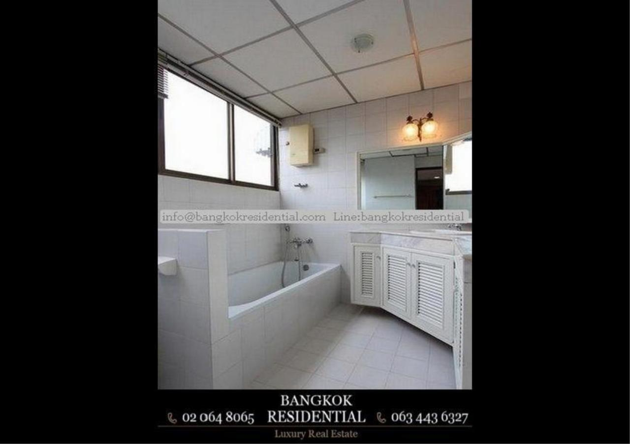 Bangkok Residential Agency's 3 Bed Townhouse For Rent in Sathorn BR8537TH 13
