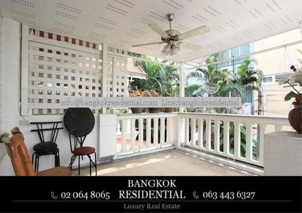 Bangkok Residential Agency's 3 Bed Townhouse For Rent in Sathorn BR8537TH 14