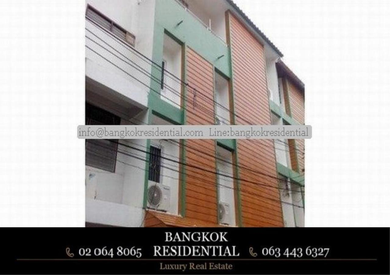 Bangkok Residential Agency's 6 Bed Townhouse For Rent in Thonglor BR8545TH 1