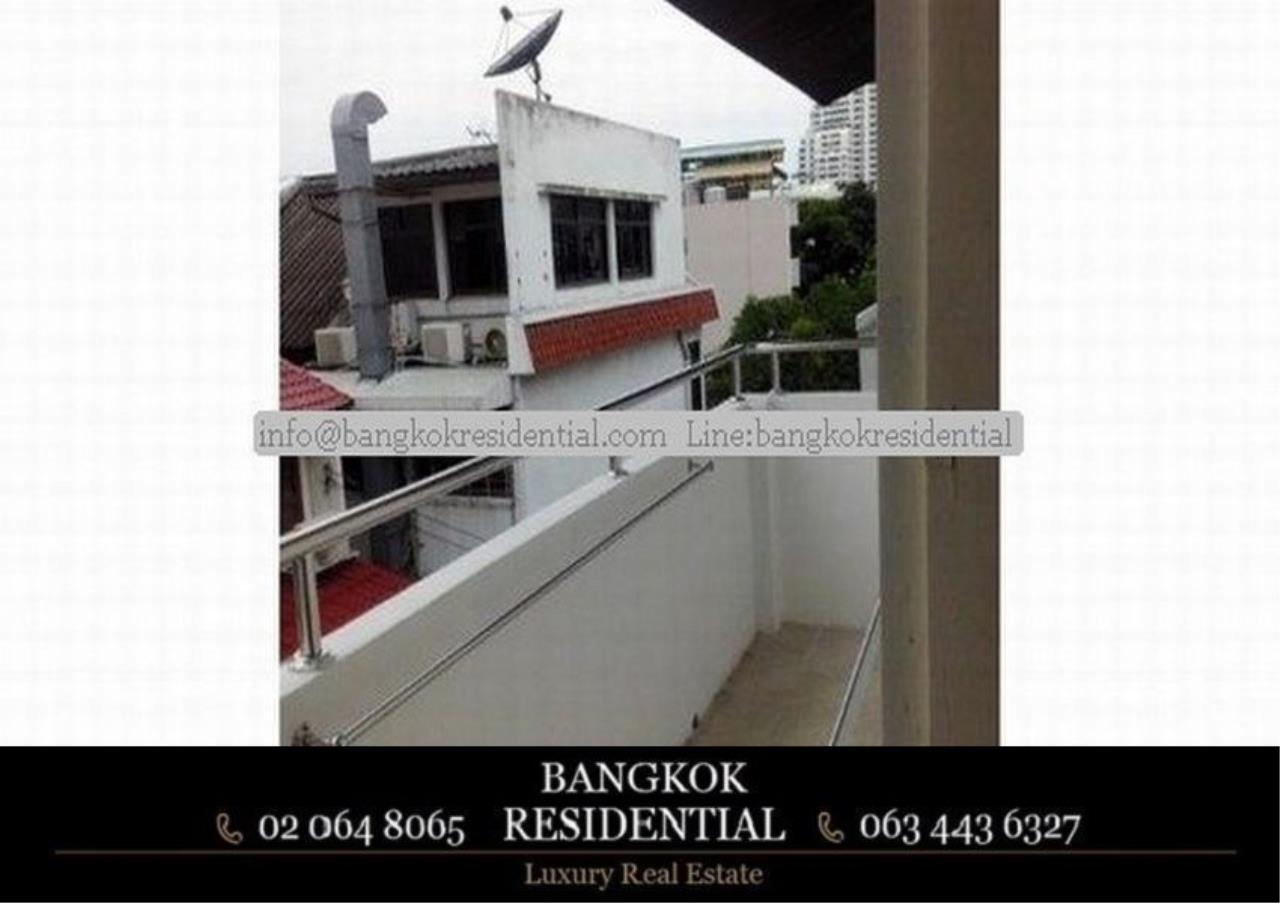 Bangkok Residential Agency's 6 Bed Townhouse For Rent in Thonglor BR8545TH 9
