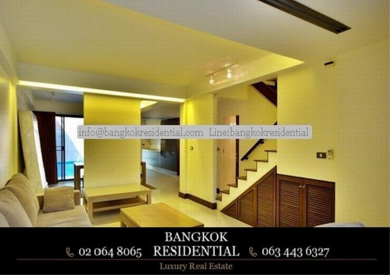 Bangkok Residential Agency's 4 Bed Townhouse For Rent in Thonglor BR8549TH 1