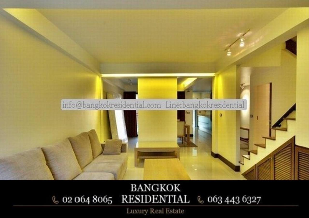 Bangkok Residential Agency's 4 Bed Townhouse For Rent in Thonglor BR8549TH 2