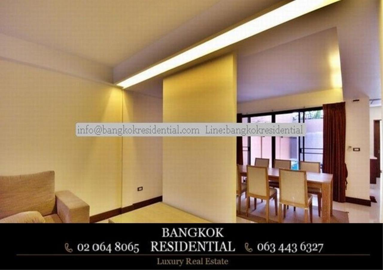 Bangkok Residential Agency's 4 Bed Townhouse For Rent in Thonglor BR8549TH 4