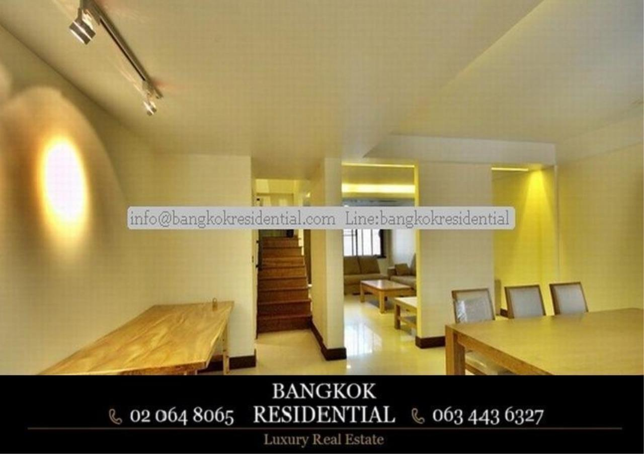Bangkok Residential Agency's 4 Bed Townhouse For Rent in Thonglor BR8549TH 8