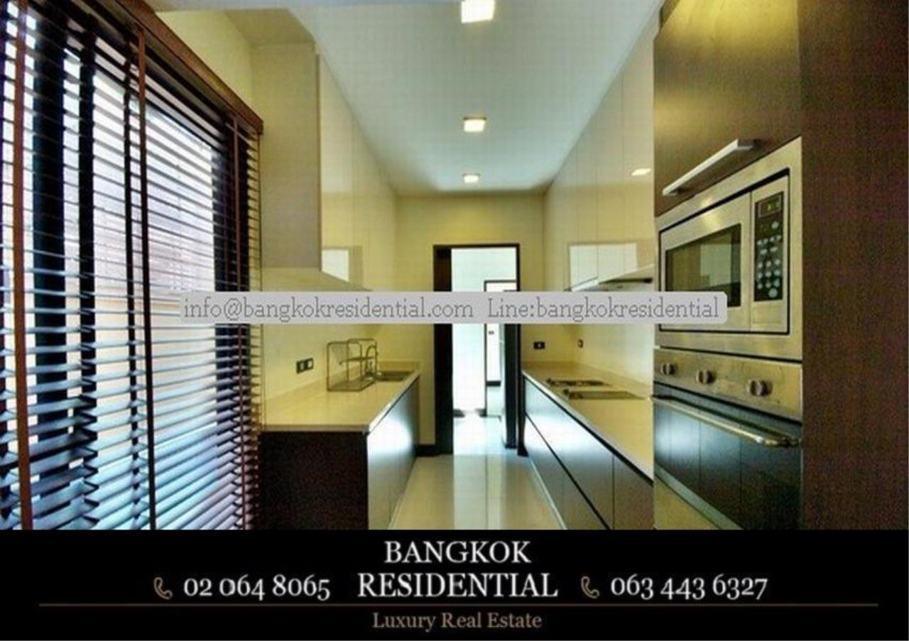 Bangkok Residential Agency's 4 Bed Townhouse For Rent in Thonglor BR8549TH 9