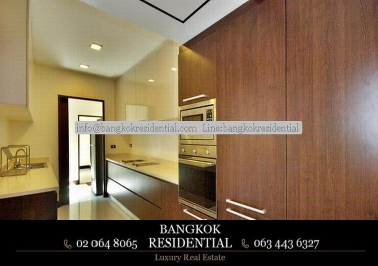 Bangkok Residential Agency's 4 Bed Townhouse For Rent in Thonglor BR8549TH 10