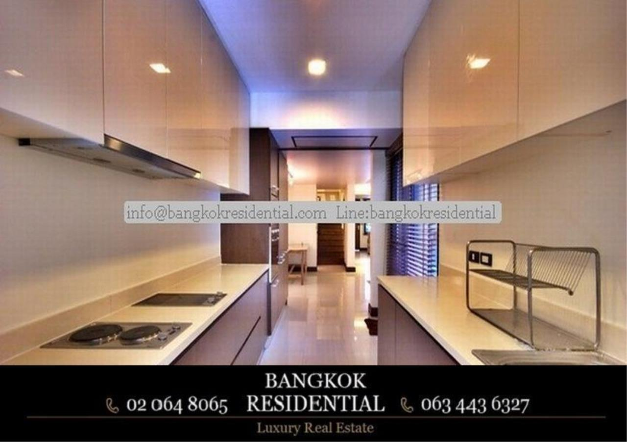 Bangkok Residential Agency's 4 Bed Townhouse For Rent in Thonglor BR8549TH 11