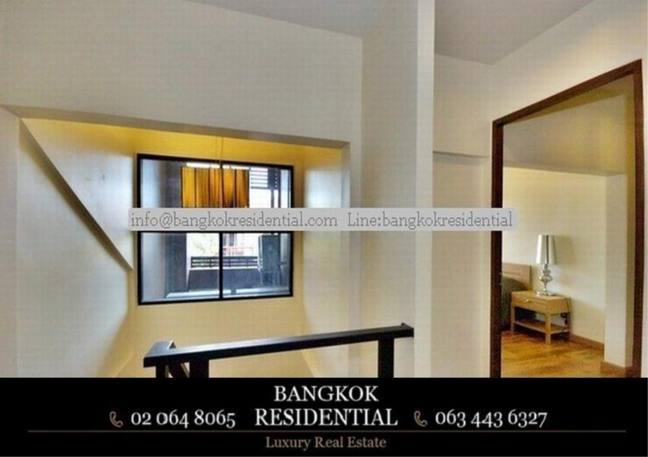 Bangkok Residential Agency's 4 Bed Townhouse For Rent in Thonglor BR8549TH 12