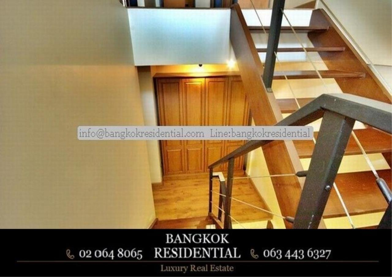 Bangkok Residential Agency's 4 Bed Townhouse For Rent in Thonglor BR8549TH 13