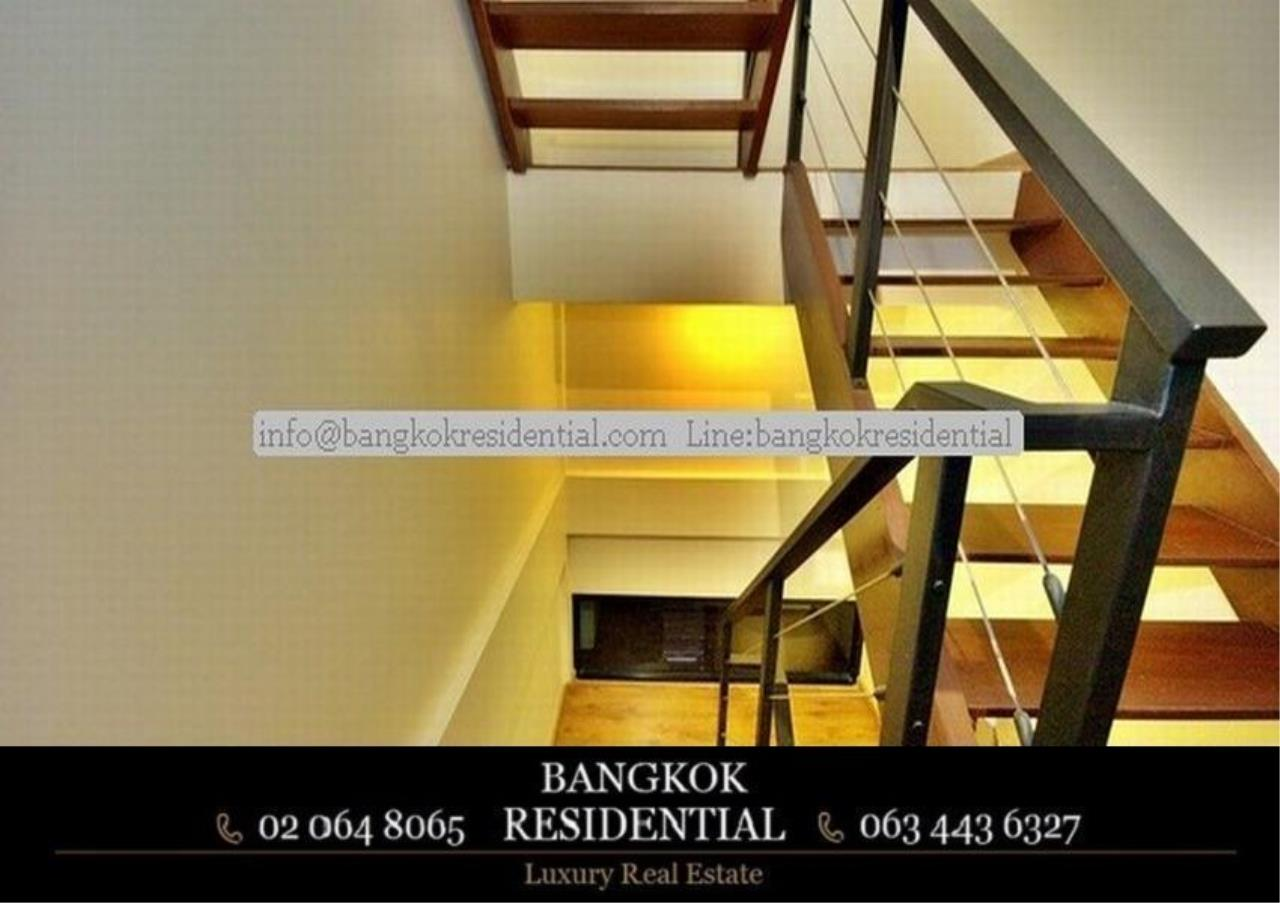 Bangkok Residential Agency's 4 Bed Townhouse For Rent in Thonglor BR8549TH 14