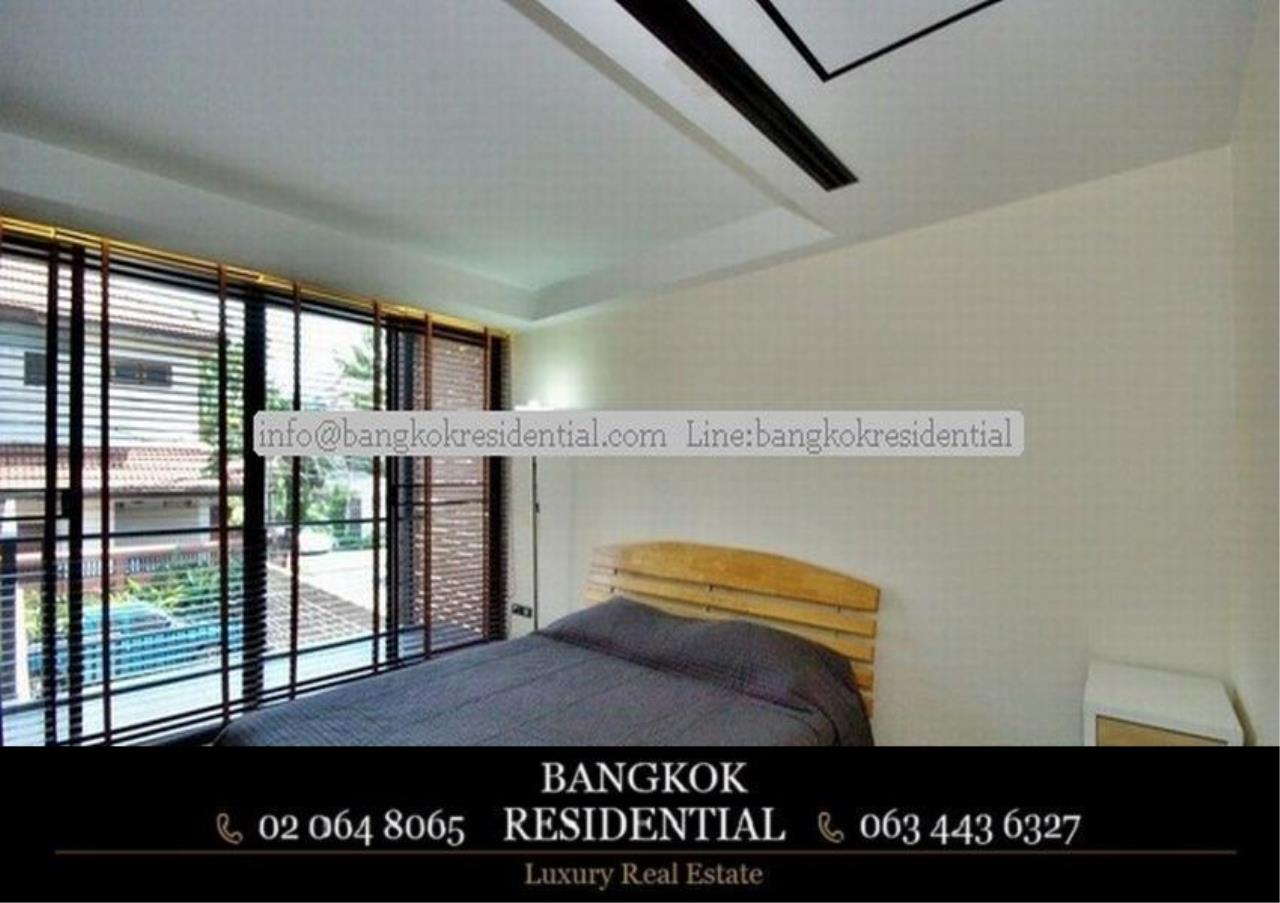 Bangkok Residential Agency's 4 Bed Townhouse For Rent in Thonglor BR8549TH 15