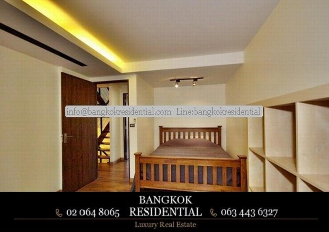 Bangkok Residential Agency's 4 Bed Townhouse For Rent in Thonglor BR8549TH 17