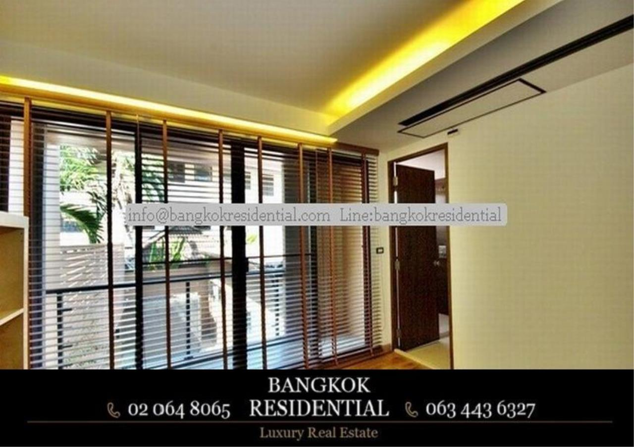 Bangkok Residential Agency's 4 Bed Townhouse For Rent in Thonglor BR8549TH 18