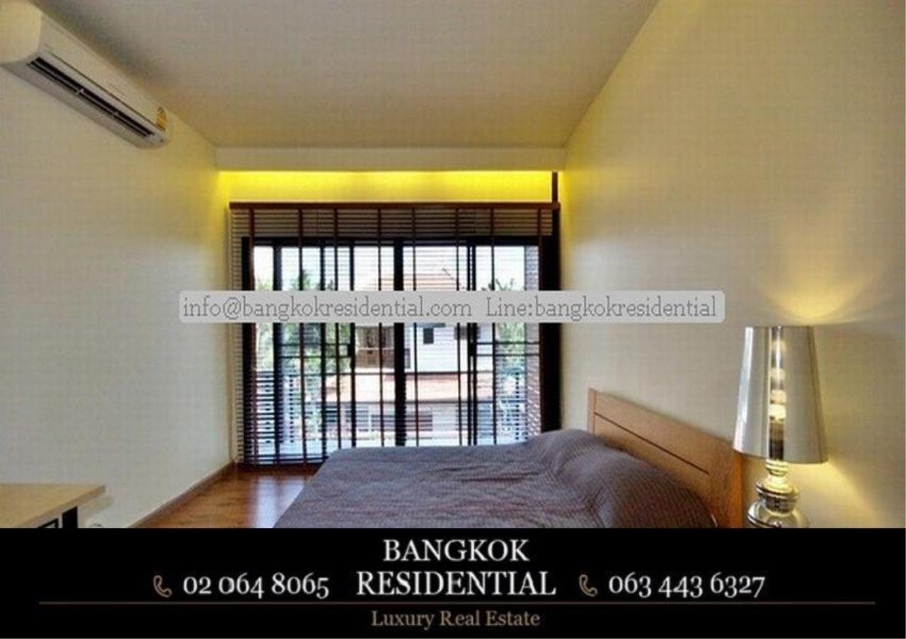 Bangkok Residential Agency's 4 Bed Townhouse For Rent in Thonglor BR8549TH 19