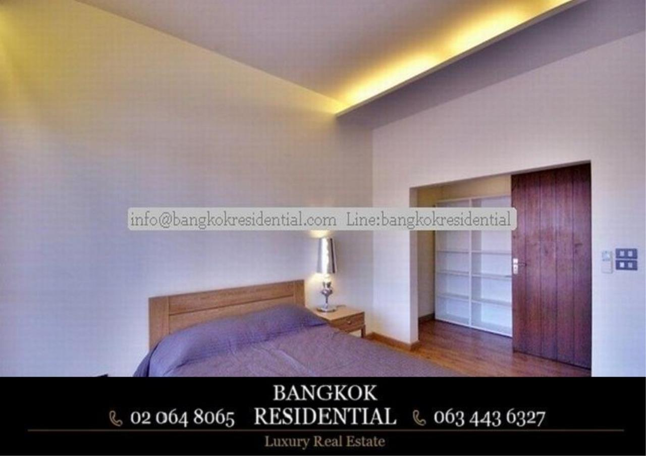 Bangkok Residential Agency's 4 Bed Townhouse For Rent in Thonglor BR8549TH 20