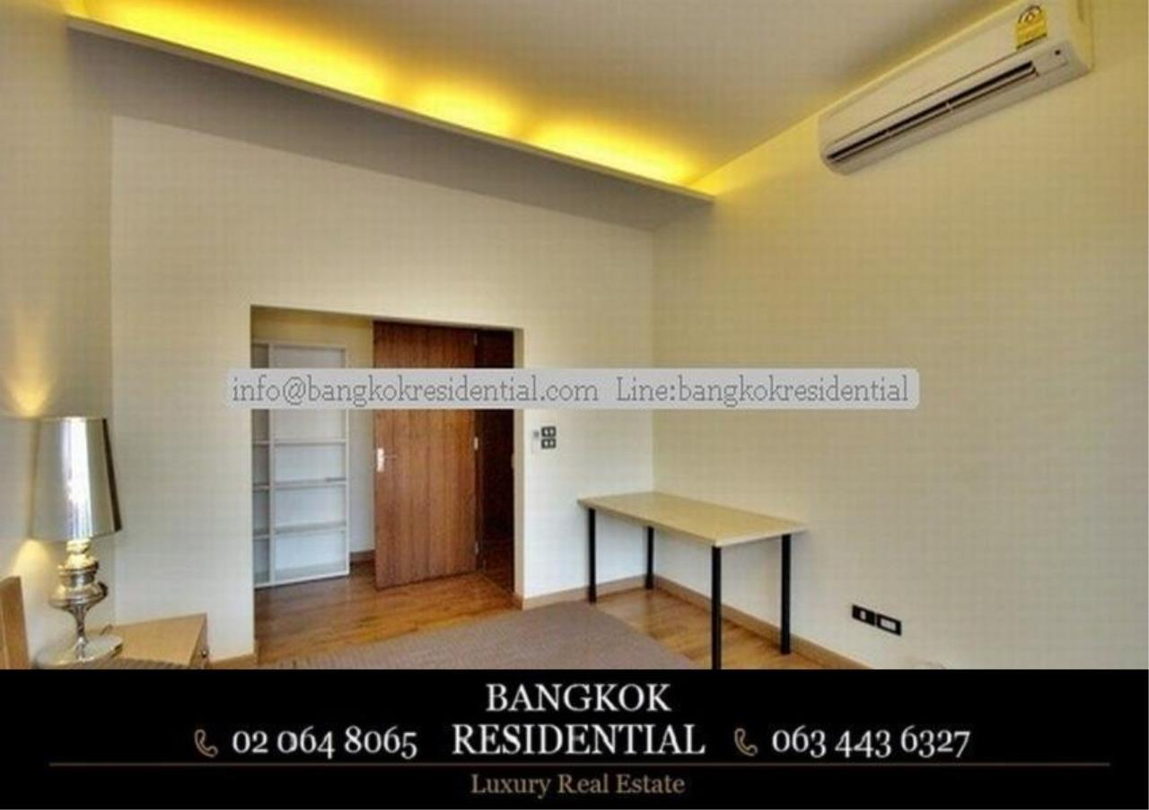 Bangkok Residential Agency's 4 Bed Townhouse For Rent in Thonglor BR8549TH 21