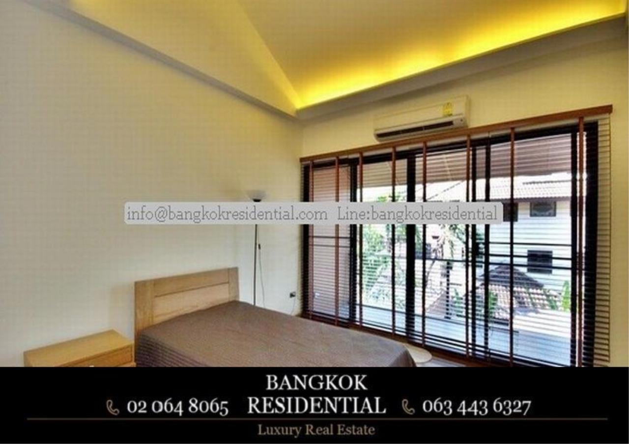 Bangkok Residential Agency's 4 Bed Townhouse For Rent in Thonglor BR8549TH 22