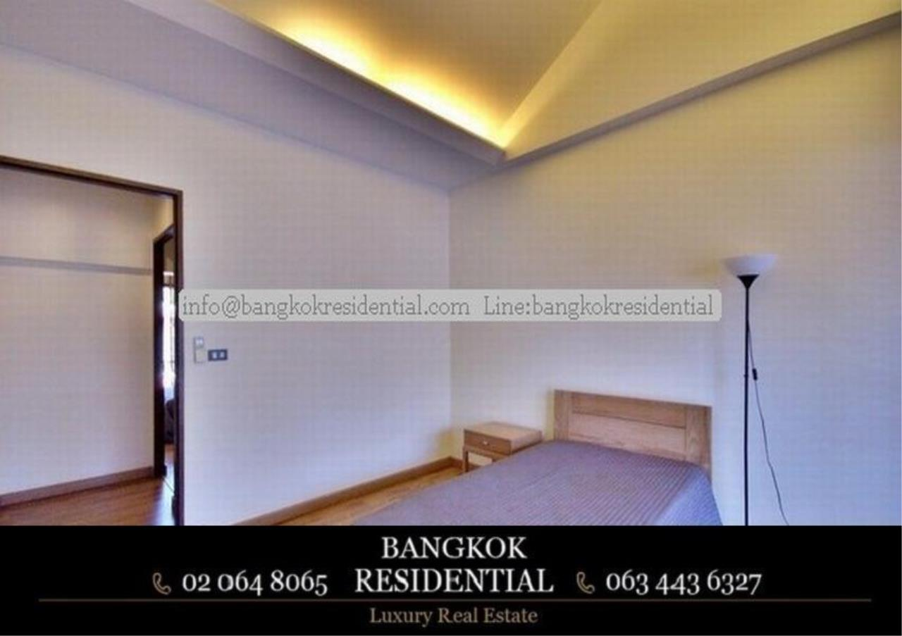 Bangkok Residential Agency's 4 Bed Townhouse For Rent in Thonglor BR8549TH 23