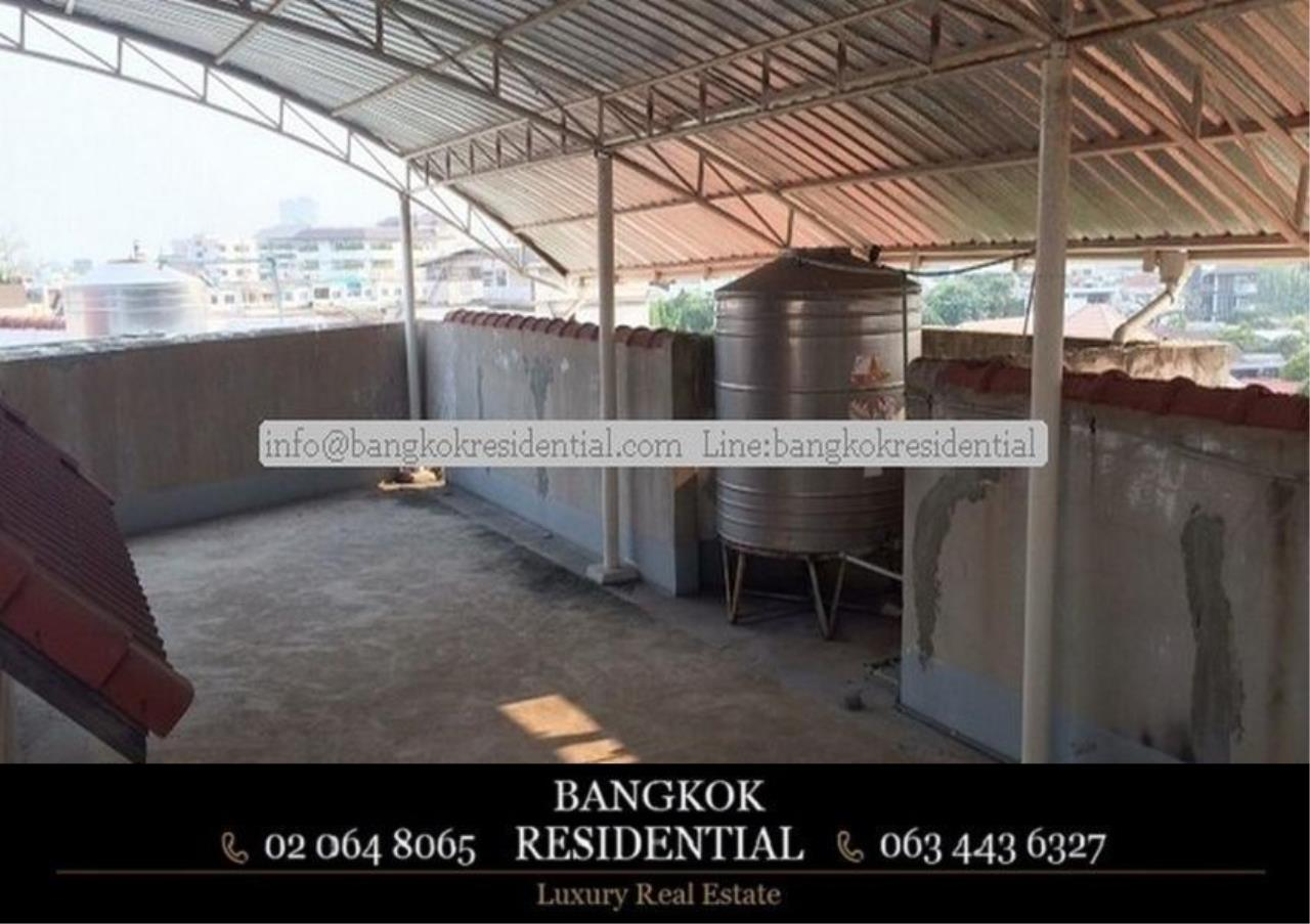 Bangkok Residential Agency's 6 Bed Townhouse For Rent in Sathorn BR8570TH 7