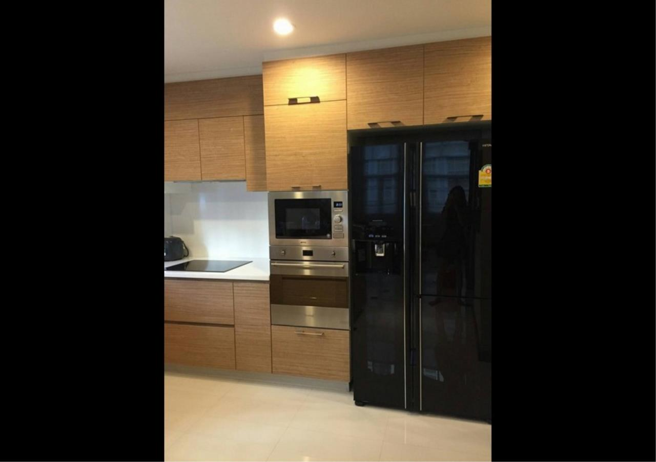 Bangkok Residential Agency's 3 Bed Townhouse in Compound For Rent in Silom BR8632TH 2