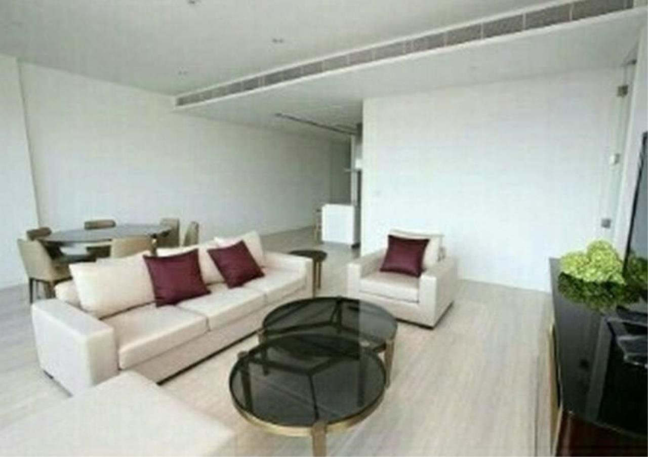 Bangkok Residential Agency's 2 Bed Duplex Condo For Rent in Ratchadamri BR9020CD 1