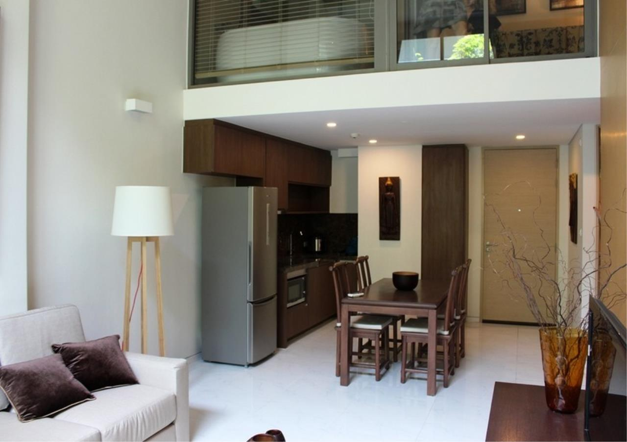 Bangkok Residential Agency's 1 Bed Condo For Rent	in Phrom Phong BR9046CD 2