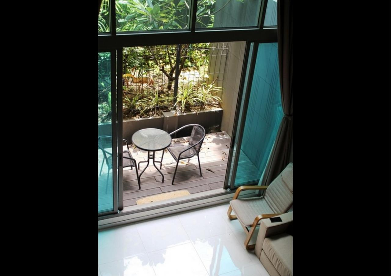 Bangkok Residential Agency's 1 Bed Condo For Rent	in Phrom Phong BR9046CD 5