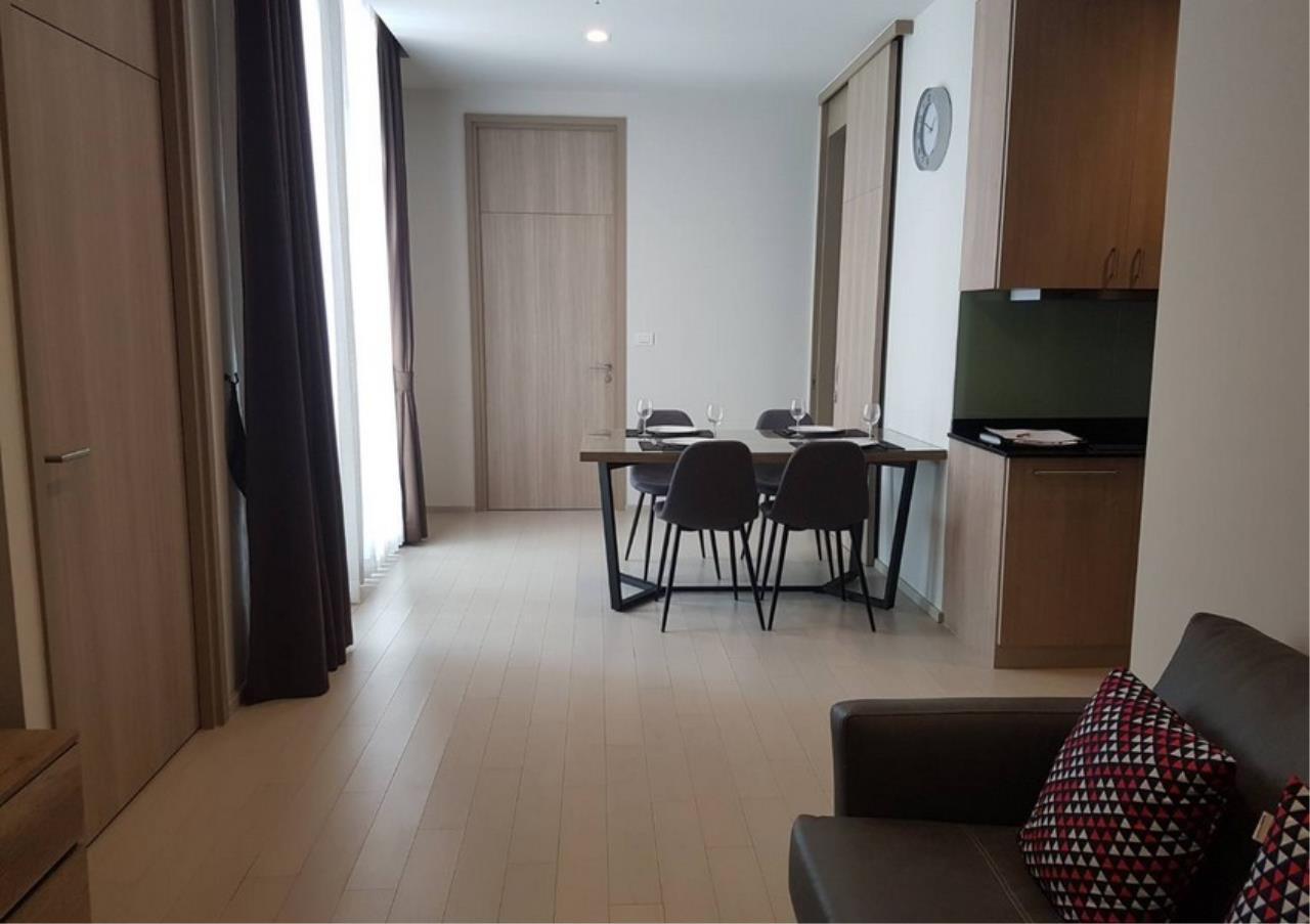 Bangkok Residential Agency's 2 Bed Condo For Rentin Phloen Chit BR9057CD 1