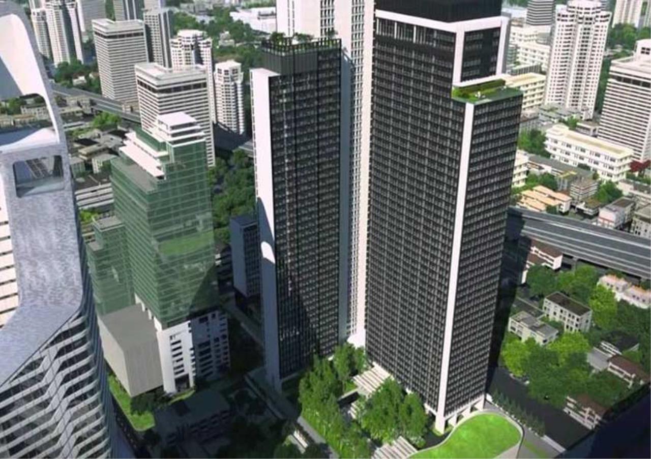 Bangkok Residential Agency's 2 Bed Condo For Rentin Phloen Chit BR9057CD 17