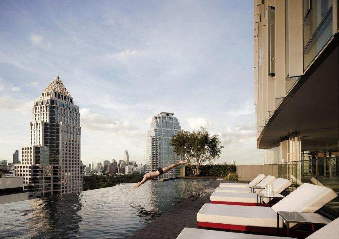 Bangkok Residential Agency's 2 Bed Condo For Rent in Silom BR9061CD 2