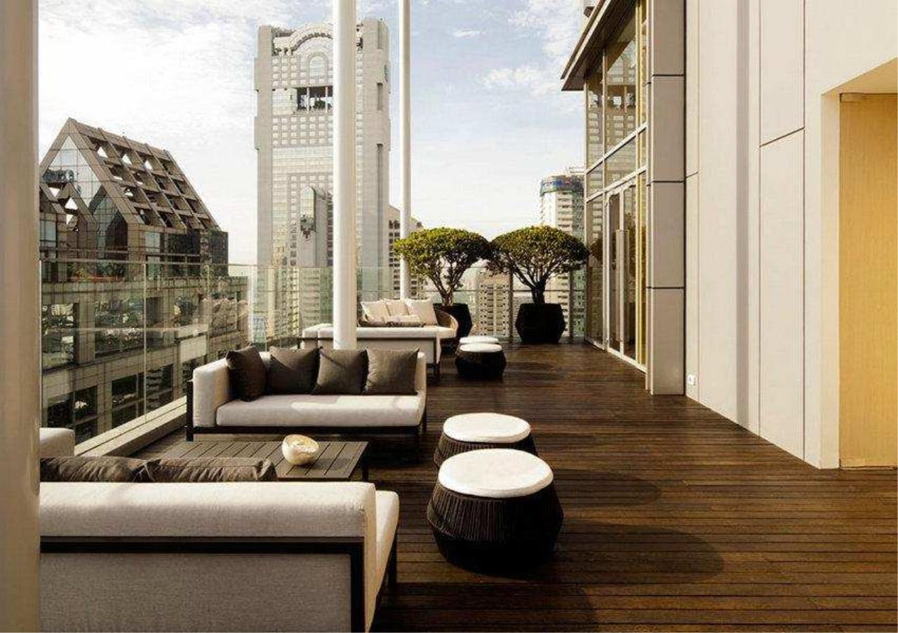 Bangkok Residential Agency's 2 Bed Condo For Rent in Silom BR9061CD 5