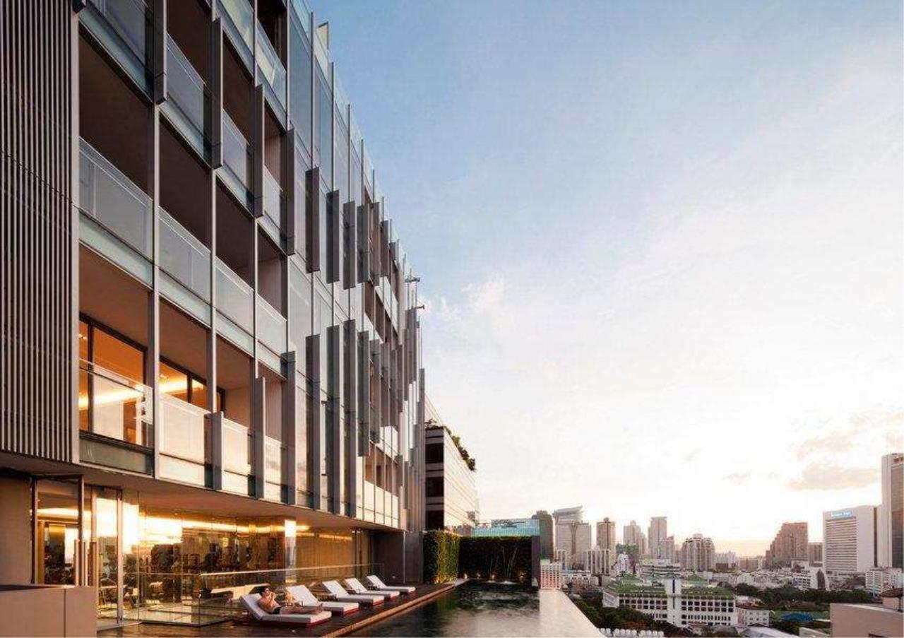 Bangkok Residential Agency's 2 Bed Condo For Rent in Silom BR9061CD 8