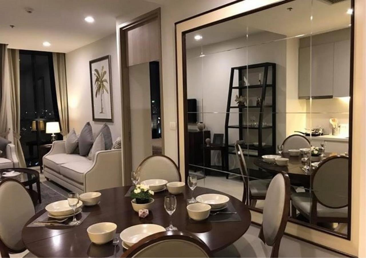 Bangkok Residential Agency's 1 Bed Condo For Rent in Phloenchit BR9072CD 1