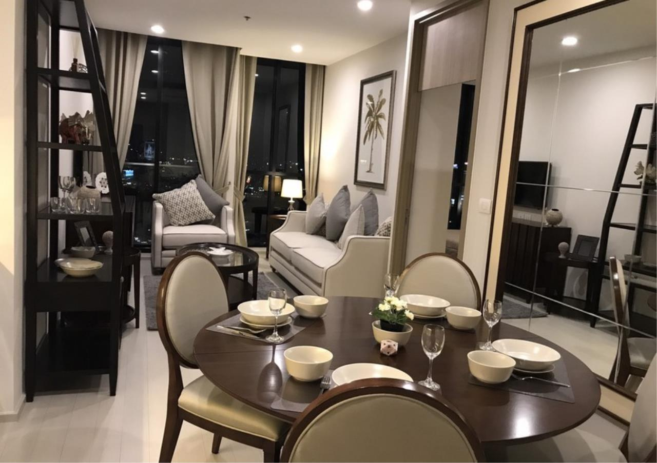 Bangkok Residential Agency's 1 Bed Condo For Rent in Phloenchit BR9072CD 2