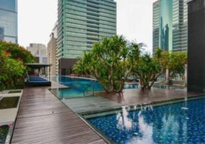 Bangkok Residential Agency's 3 Bed Condo For Rent in Sathorn BR9094CD 13