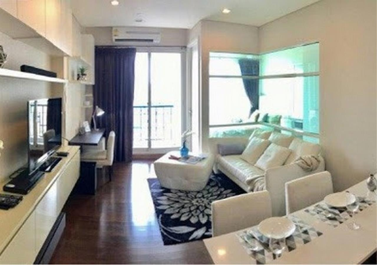 Bangkok Residential Agency's 1 Bed Condo For Sale in Thonglor BR9115CD 1