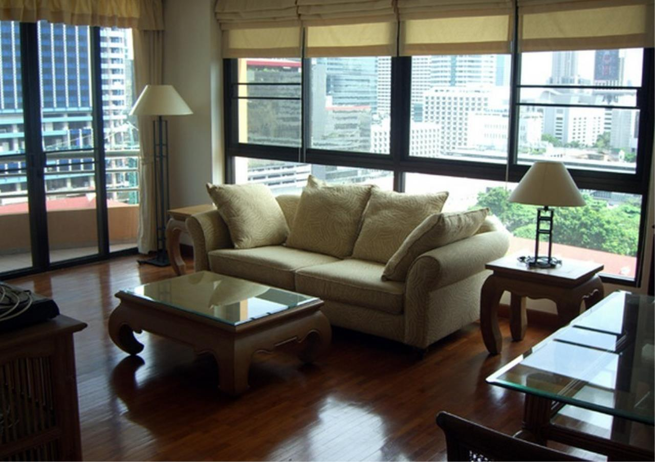 Bangkok Residential Agency's 2 Bed Condo For Rentin Chit Lom BR9171CD 1