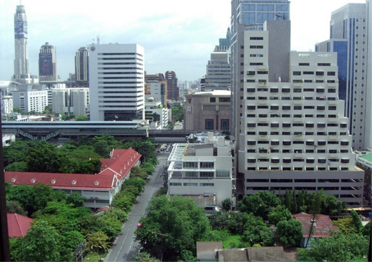 Bangkok Residential Agency's 2 Bed Condo For Rentin Chit Lom BR9171CD 4