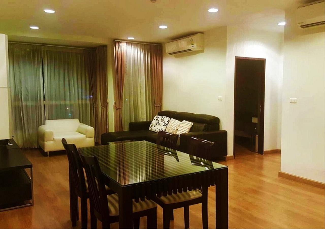 Bangkok Residential Agency's 2 Bed Condo For Rent in Ekkamai BR9172CD 1