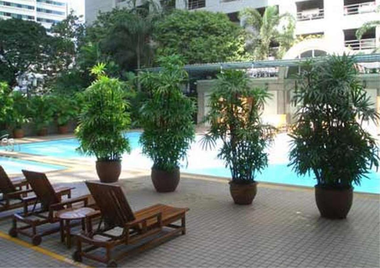 Bangkok Residential Agency's 2 Bed Condo For Rent	in Lumphini BR9204CD 7