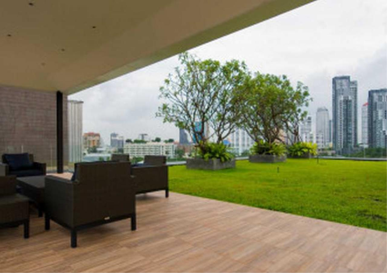 Bangkok Residential Agency's 2 Bed Condo For Rent	in Thong Lo BR9233CD 13