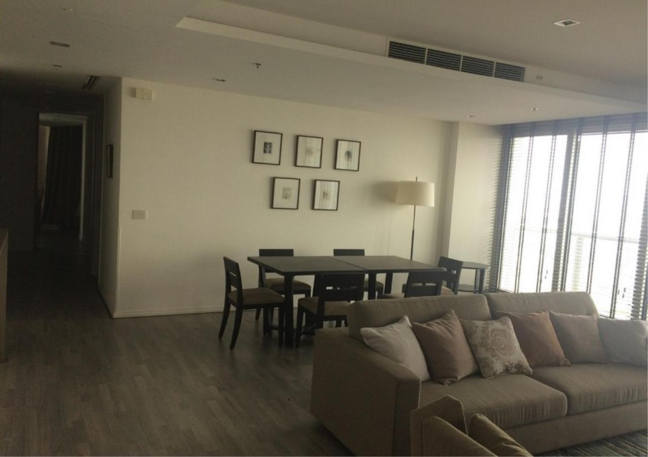 Bangkok Residential Agency's 3 Bed Condo For Rent Near Riverside BR9266CD 1