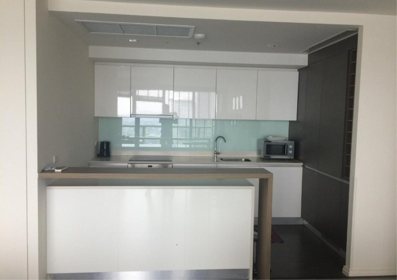 Bangkok Residential Agency's 3 Bed Condo For Rent Near Riverside BR9266CD 2