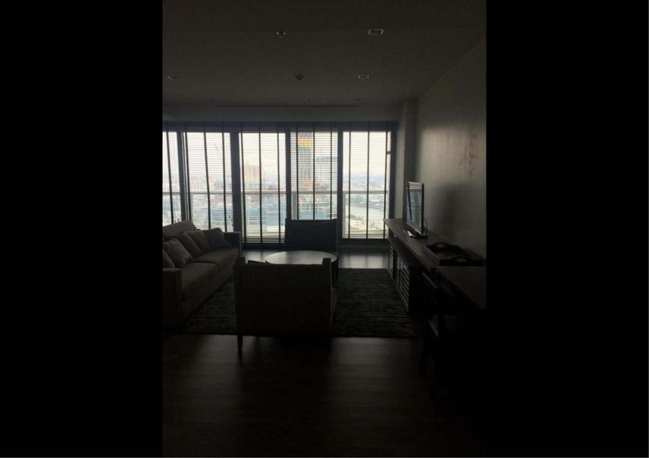Bangkok Residential Agency's 3 Bed Condo For Rent Near Riverside BR9266CD 3