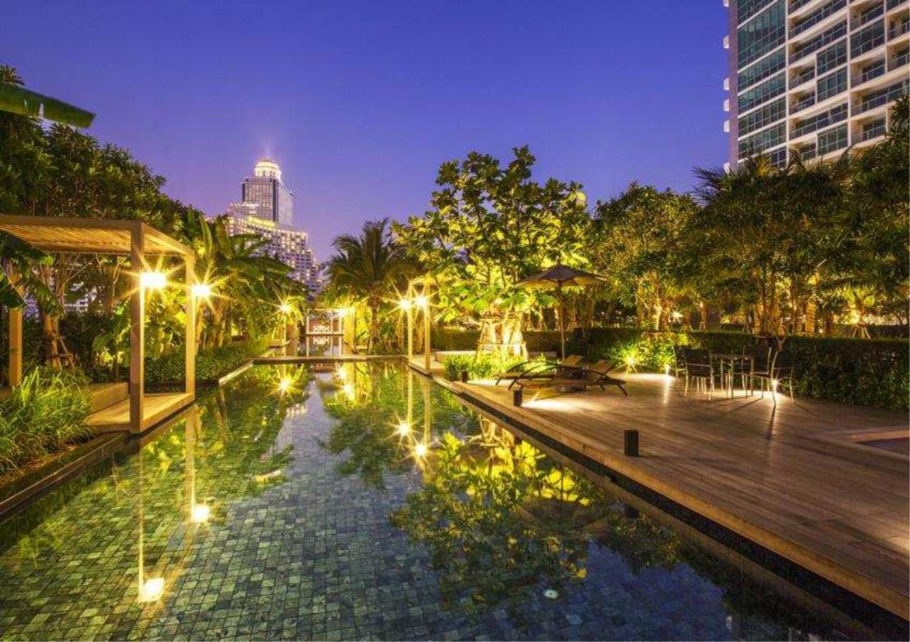 Bangkok Residential Agency's 3 Bed Condo For Rent Near Riverside BR9266CD 6